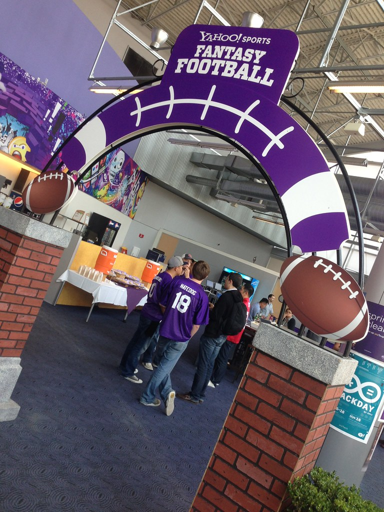 Getting excited for Fantasy Football! | Yahoo | Flickr