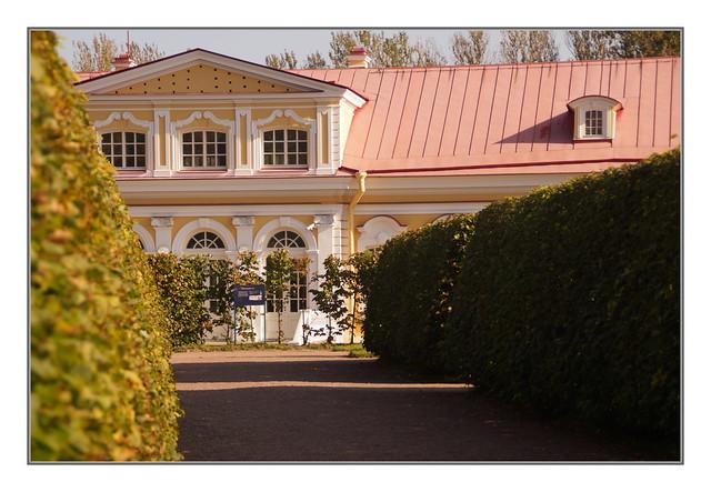 Oranienbaum, Picture Hall