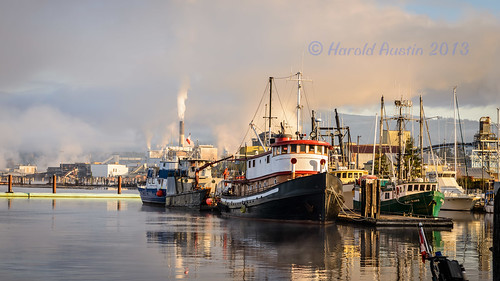 ocean canada water boat canal october ship waterfront britishcolumbia inlet portalberni d800 2013 harbourquay tamronsp2470mmf28divcusd quotvancouverislandquot