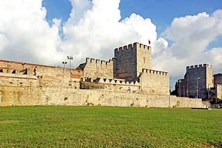 Turkey-03166 - Walls of Constantinople