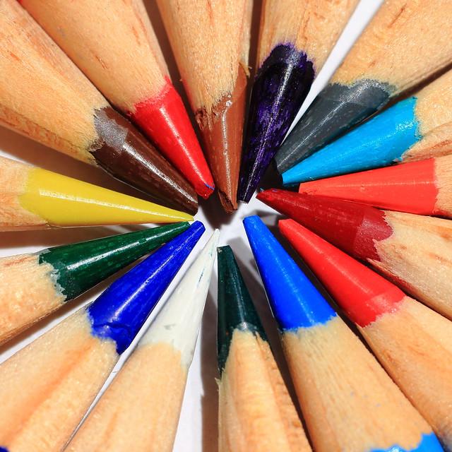 Project 365 #362 - Macro Pencils