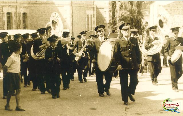 Banda de Música de Covaleda - 1953