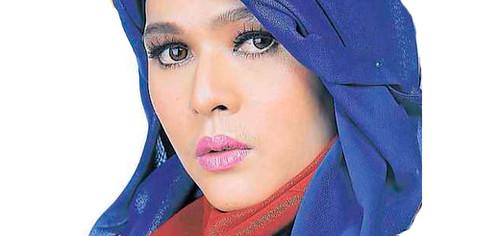 sharifah-zarina-blue