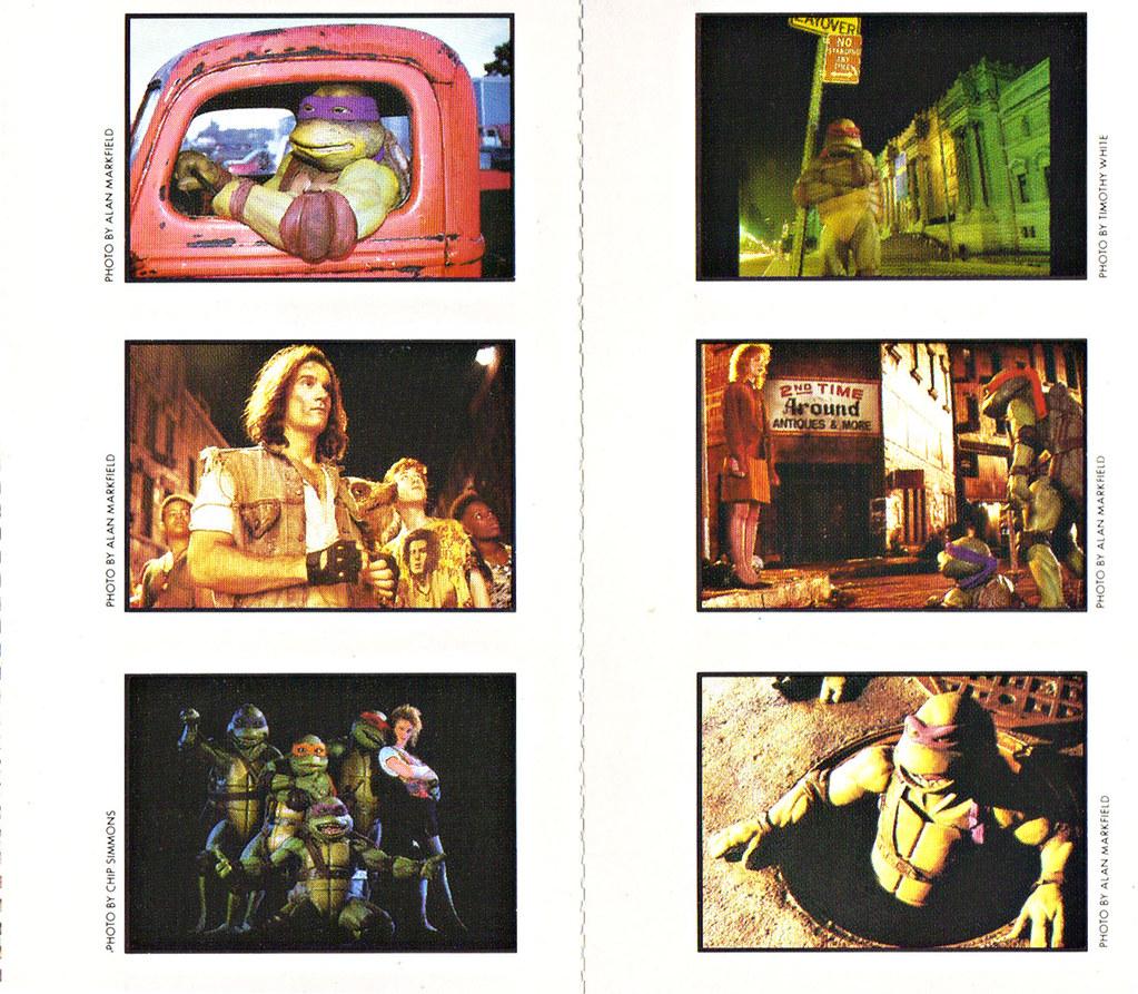 TEENAGE MUTANT NINJA TURTLES: THE ORIGINAL MOTION PICTURE SOUNDTRACK; Cassette Tape // Signed by Partners in Kryme's RICHARD USHER & KEVIN EASTMAN iv (( 1990 )) by tOkKa
