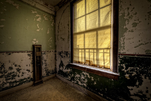 Shaded Window | by Frank C. Grace (Trig Photography)