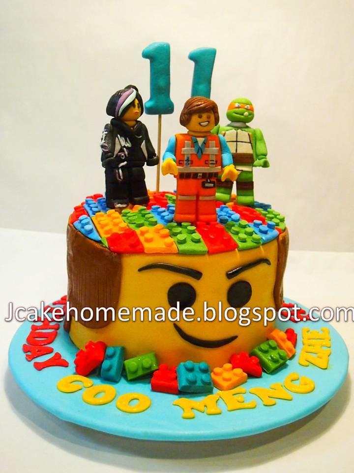 Stupendous The Lego Movie Birthday Cake Happy 11Th Birthday Goo Meng Flickr Funny Birthday Cards Online Alyptdamsfinfo