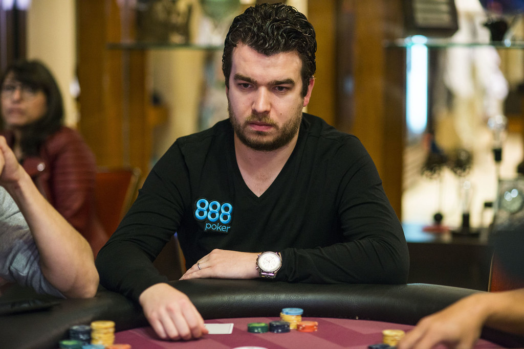 Moorman has one of the most interesting poker success stories