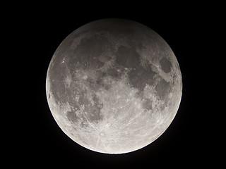 Penumbral Lunar Eclipse   by herbraab