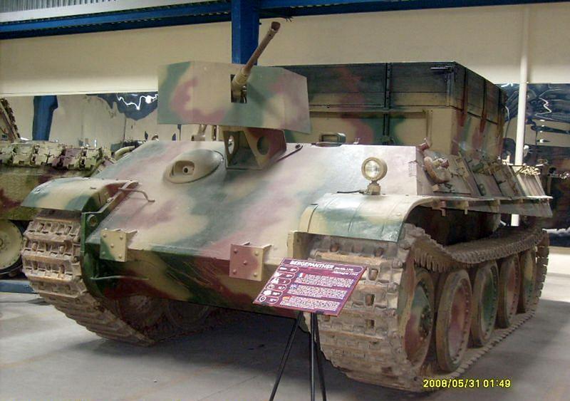 SdKfz 179 - Bergepanzerwagen (3)