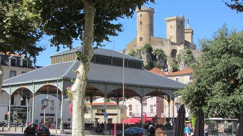 Castle in Foix | by jodastephen