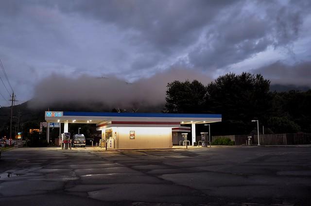Mobile Station, Asheville, NC (2015)