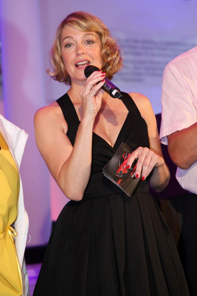 Elke Winkens, Schauspielerin und Moderatorin | Franz