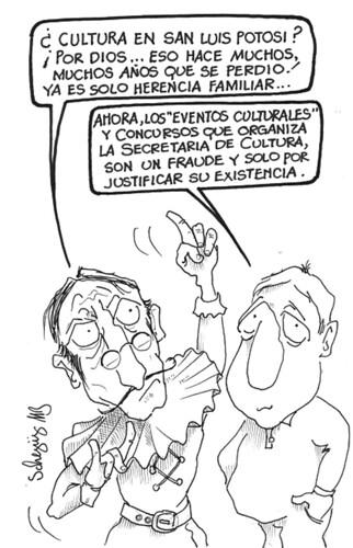 Cultura PRIvatizada | by La Jornada San Luis