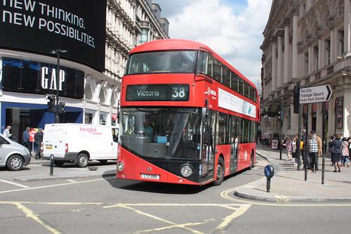 Arriva London North LT199 LTZ1199 | by peterolding