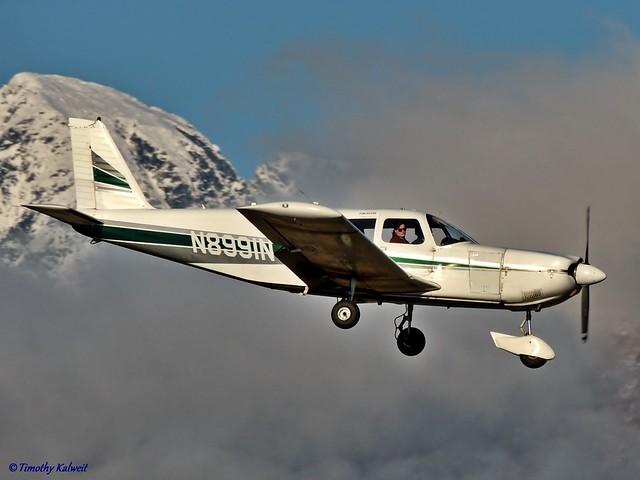 1969 Piper PA-32-300 Cherokee Six [N8991N]