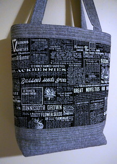 Imagine Circle Swap Tote | by jenniferworthen