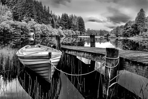 Loch Ard, The Trossachs, Scotland