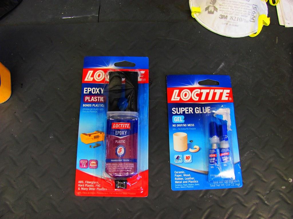 Plastic Epoxy & Super Glue |   | Brook Reams | Flickr