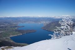 Lake Zug from Rigi, Switzerland