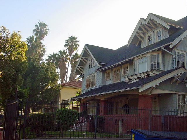 28c - Johnson Residence -  2241 S Hobart Blvd (E)