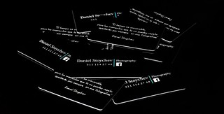 Business Card | by Daniel Stoychev Photography