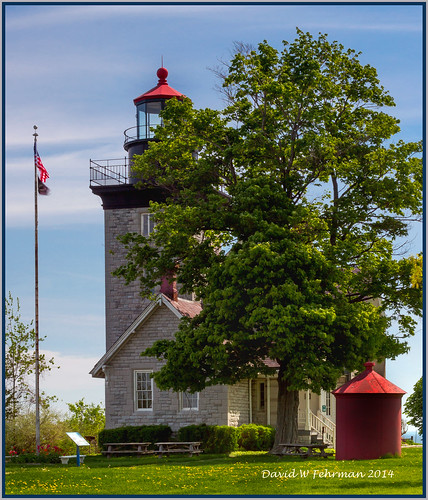 Thirty-Mile Point Lighthouse | by David Fehrman
