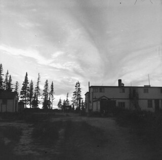 Anglican Indian Residential School, Fort George, Quebec, 1948 / Pensionnat indien anglican, Fort George (Québec), 1948