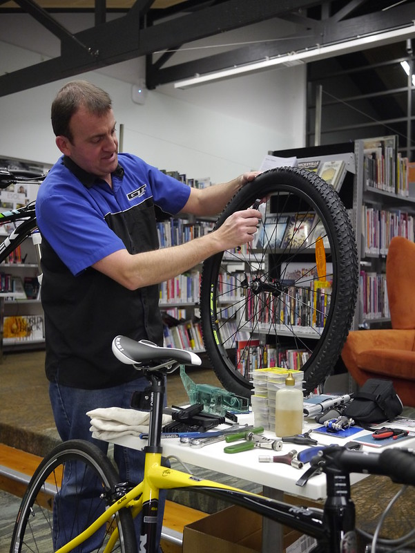 Bike Maintenance Evening