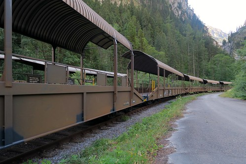 BLS - Car shuttle train | by Kecko