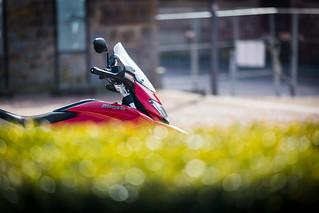 Ducati Hyperstrada | by bollene57
