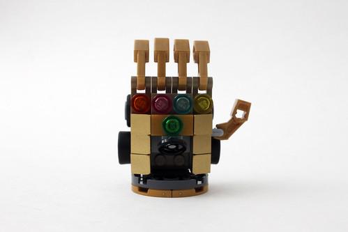 LEGO Marvel Super Heroes Mighty Micros: Iron Man vs. Thanos (76072) | by tormentalous