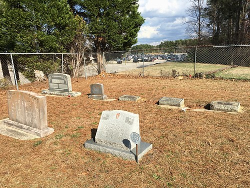 Mt Hermon Baptist Church Cemetery II/RDU | by base10