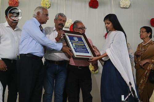 Baba Hardev Singh Philanthropist Award to Holy daughter Renuka Ji