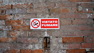 Vietato Fumare | by MANYBITS