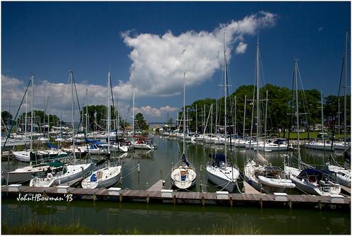 summer boats virginia july sailboats deltaville middlesexcounty middlepeninsula greatskies 2013 canon24105l stingraypointmarina july2013 marinasharbors
