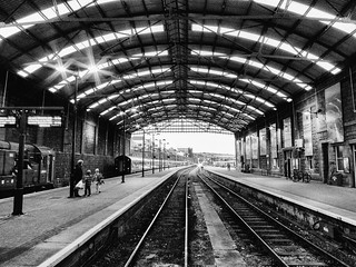 Penzance Station