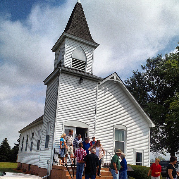Sioux Valley Baptist Church family # Church #southdakota