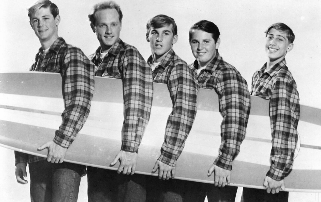 The Beach Boys - Early Years | And, another one... | David Marks | Flickr