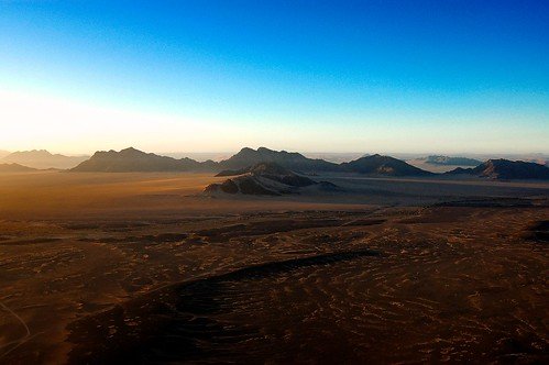 africa sunrise landscape flying sand contest clear calender namibia namibdesert
