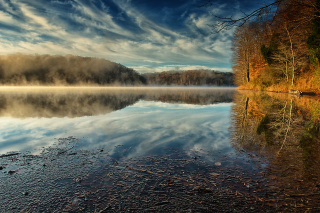Tucker Lake Dawn 2