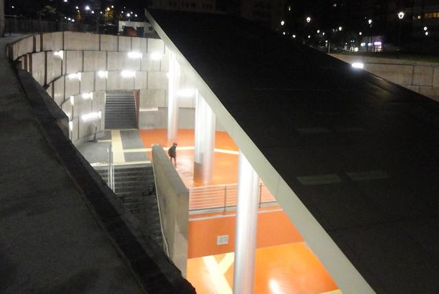 Roma - Stazione Metro Annibaliano (2)