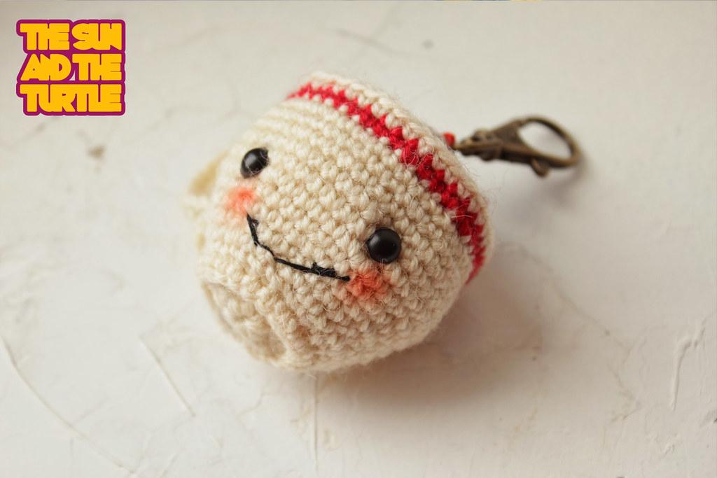 Turtle Keychains, crochet pattern, amigurumi by jennysideenreich | 683x1024