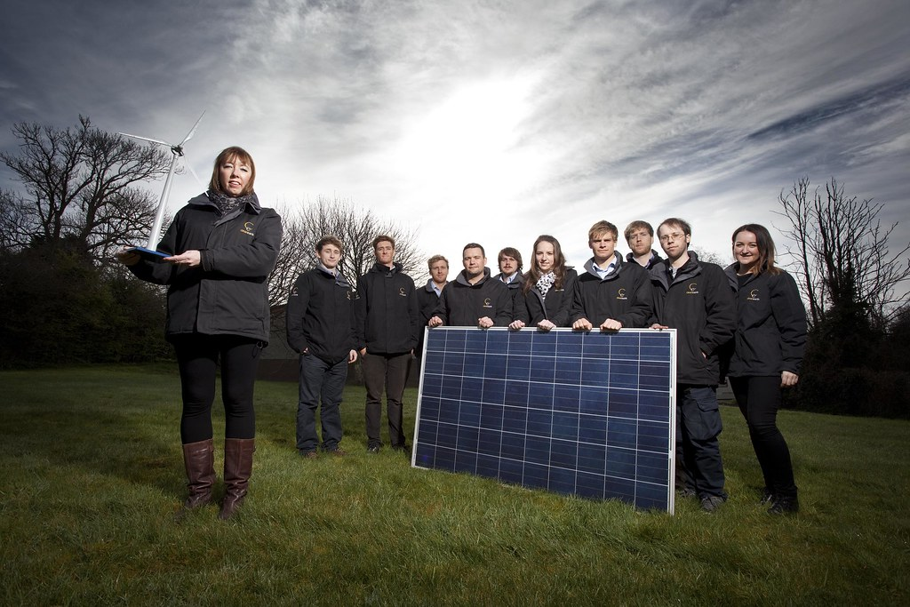 Cleanearth Energy A Company Specialising In Renewable
