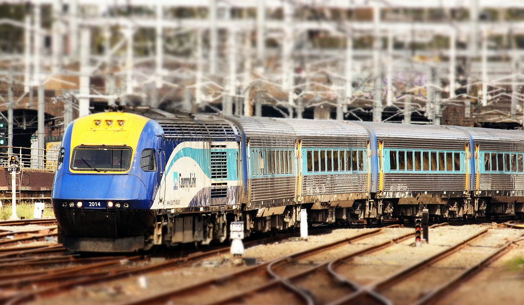 Tilt-shifted XPT by Anthony