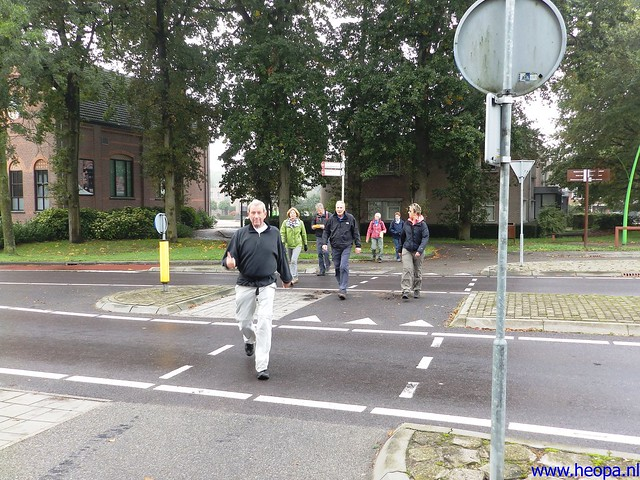 12-10-2013 Stolwijk  25.5 Km (34)