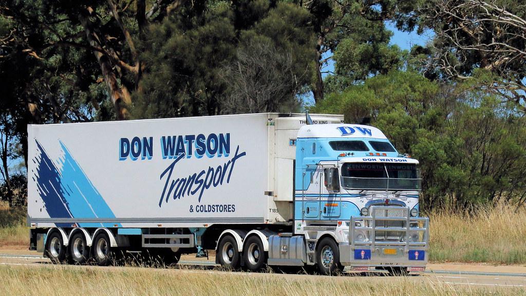 Don WATSON Transport pairing  Hume Highway  | Don Watson Tra