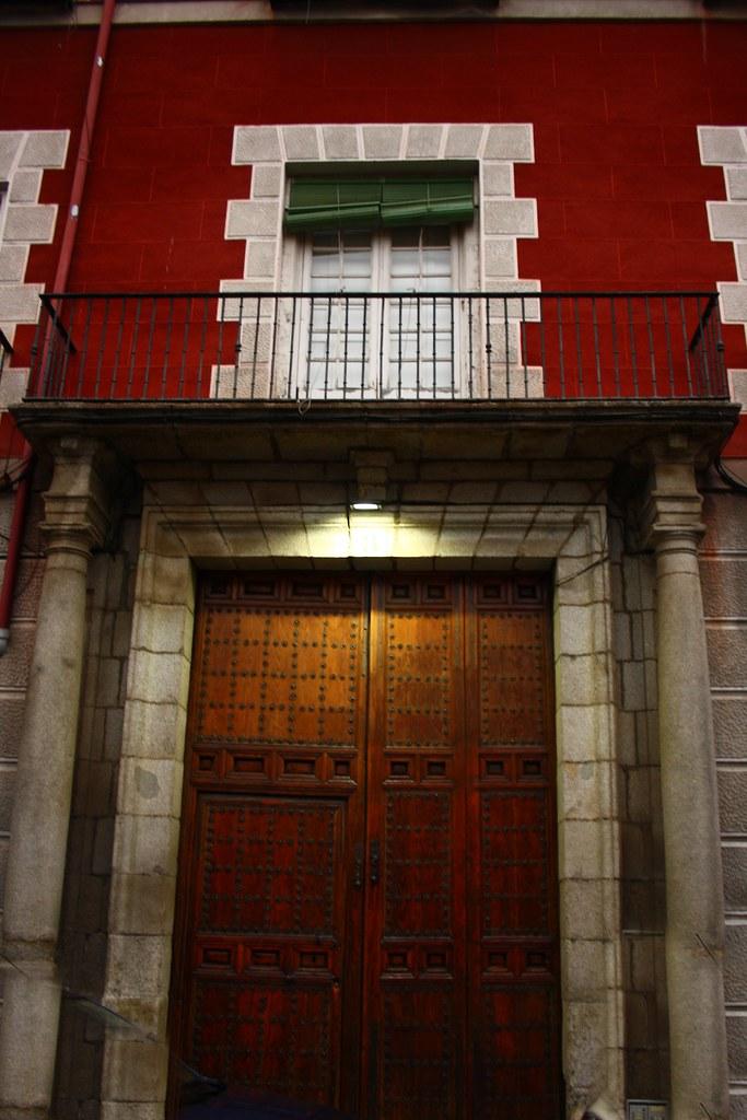 Portal De Calle Don Pedro Madrid Madrid Bien Visto Mis Fotos De
