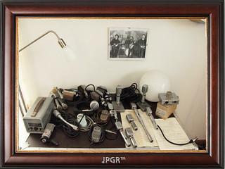 Reslo Ribbon Microphones at Spain's Beatles JPGR Museum