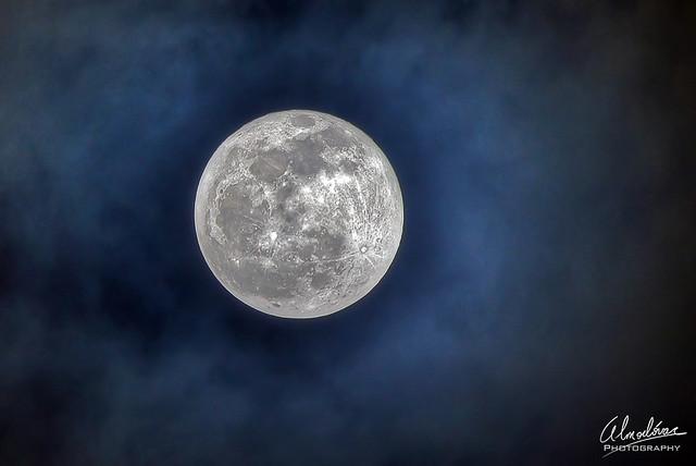 Super Luna Viejita