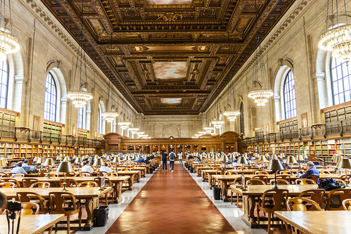 New York Public Library | by JiahuiH